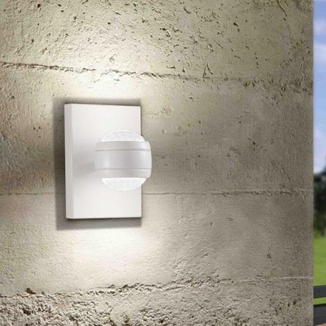 Eglo 94849 - LED kültéri lámpa SESIMBA 2xLED/3,7W/230V
