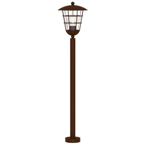 Eglo 94857 - Kültéri lámpa PULFERO 1 1xE27/60W/230V