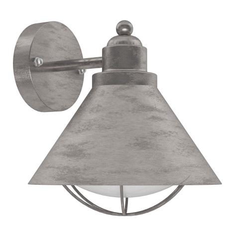 Eglo 94859 - Kültéri lámpa BARROSELA 1xE27/40W/230V