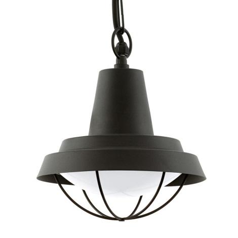 Eglo 94861 - Kültéri lámpa COLINDRES 1 1xE27/60W/230V