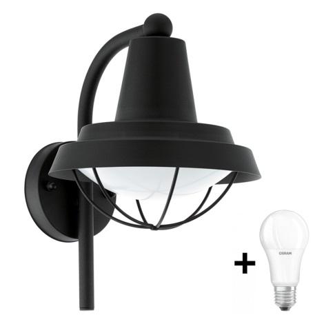Eglo 94862 - Kültéri lámpa COLINDRES 1 1xE27/60W/230V