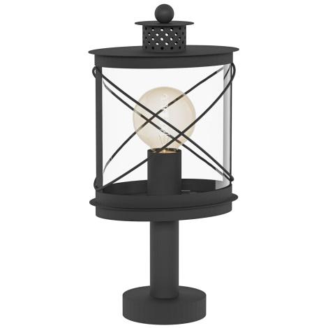 Eglo 94864 - Kültéri lámpa HILBURN 1xE27/60W/230V