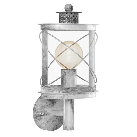 Eglo 94865 - Kültéri lámpa HILBURN 1xE27/60W/230V