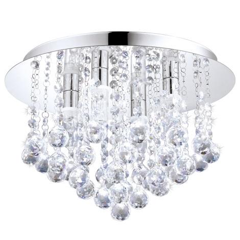 Eglo 94878 - LED Fürdőszobai lámpa ALMONTE 4xLED/2,5W/230V