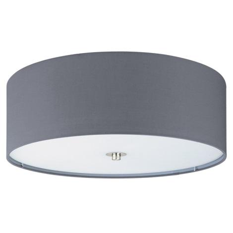 Eglo 94921 - Mennyezeti lámpa PASTERI 3xE27/60W/230V
