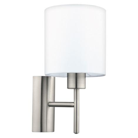 Eglo 94924 - Fali lámpa PASTERI 1xE27/60W/230V