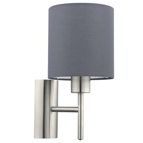 Eglo 94926 - Fali lámpa PASTERI 1xE27/60W/230V