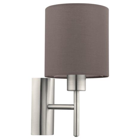 Eglo 94927 - Fali lámpa PASTERI 1xE27/60W/230V