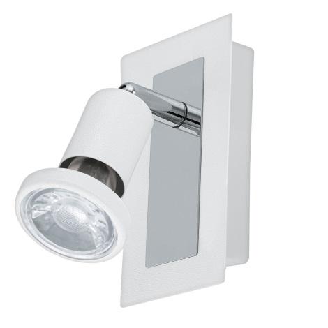 Eglo 94958 - LED Spotlámpa SARRIA 1xGU10-LED/5W/230V