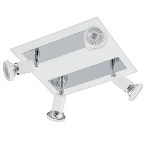 Eglo 94962 - LED Spotlámpa SARRIA 4xGU10-LED/5W/230V