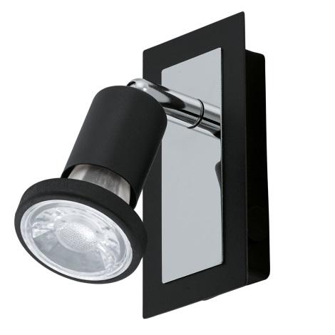 Eglo 94963 - LED Spotlámpa SARRIA 1xGU10-LED/5W/230V