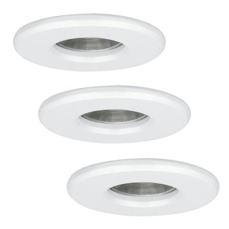 Eglo 94977 - SADA 3x LED Fürdőszobai lámpa IGOA 3xLED/3,3W/230V