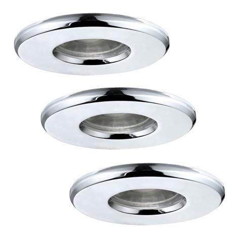 Eglo 94978 - SADA 3x LED Fürdőszobai lámpa IGOA 3xLED/3,3W/230V