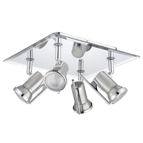 Eglo 94983 - LED Fürdőszobai lámpa TAMARA 1 4xLED/3,3W/230V