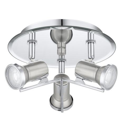 Eglo 94984 - LED Fürdőszobai lámpa TAMARA 1 3xLED/3,3W/230V