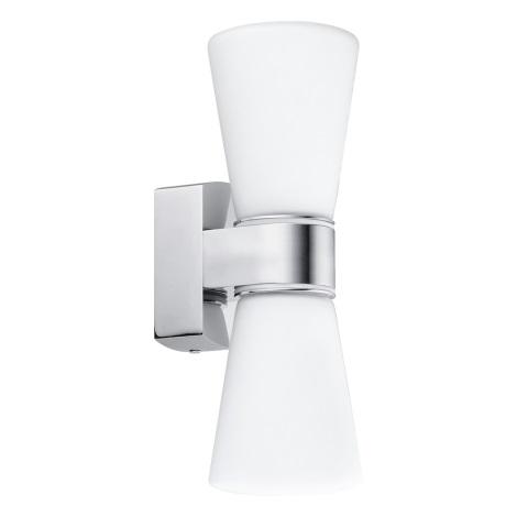 Eglo 94989 - LED Fürdőszobai lámpa CAILIN 2xLED/2,5W/230V