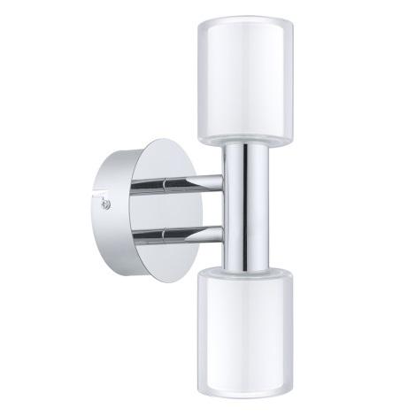 Eglo 94994 - LED Fürdőszobai lámpa PALERMO 1 2xLED/2,5W/230V