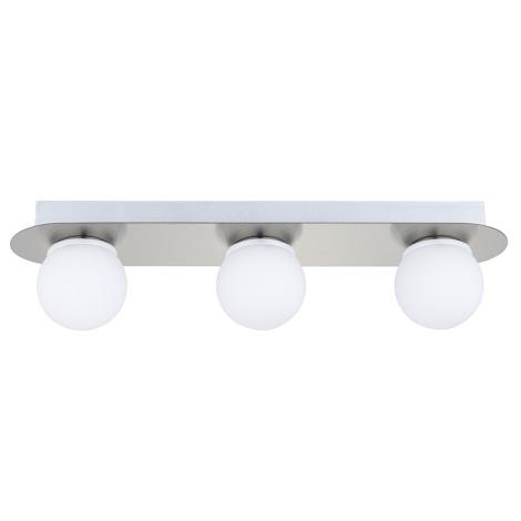 Eglo 95012 - LED Fürdőszobai lámpa MOSIANO 3xLED/3,3W/230V
