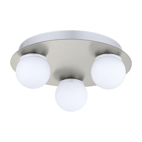 Eglo 95013 - LED Fürdőszobai lámpa MOSIANO 3xLED/3,3W/230V
