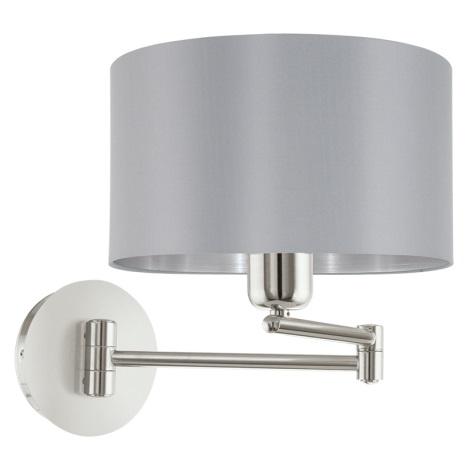 Eglo 95057 - Fali lámpa MASERLO 1xE27/60W/230V