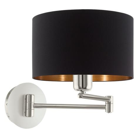 Eglo 95059 - Fali lámpa MASERLO 1xE27/60W/230V