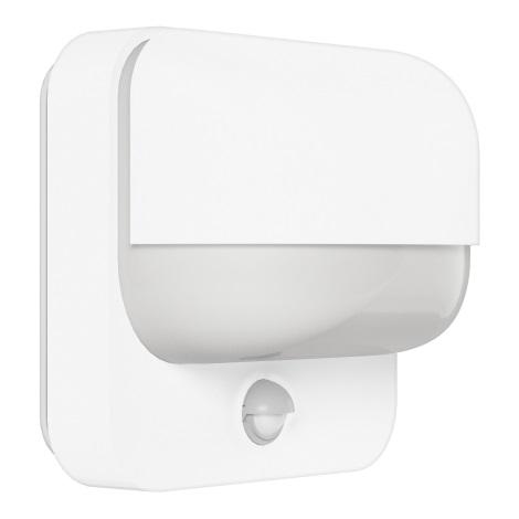 Eglo 95074 - Kültéri fali lámpa a mozgásérzékelős RABADA 1xE27/40W/230V