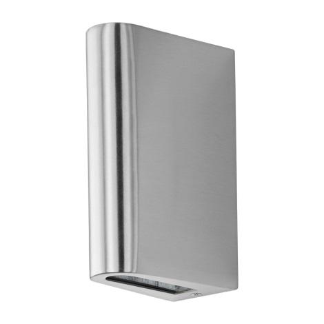 Eglo 95095 - Kültéri fali lámpa LANGREO 2xLED/4W/230V