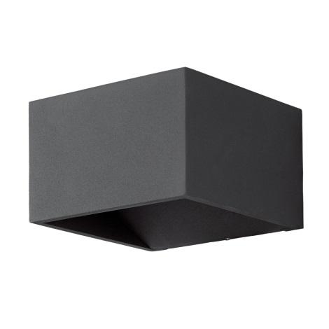 Eglo 95102 - Kültéri fali lámpa MONFERO LED/7W/230V