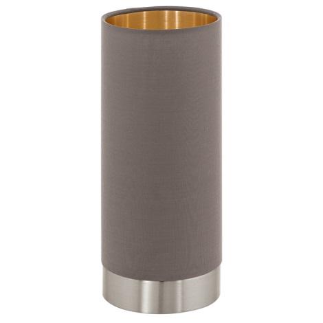 Eglo 95123 - Szabályozható fényerejű lámpa MASERLO 1xE27/60W/230V