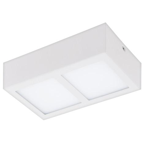 Eglo 95201 - LED Mennyezeti lámpa COLEGIO 2xLED/4,2W/230V