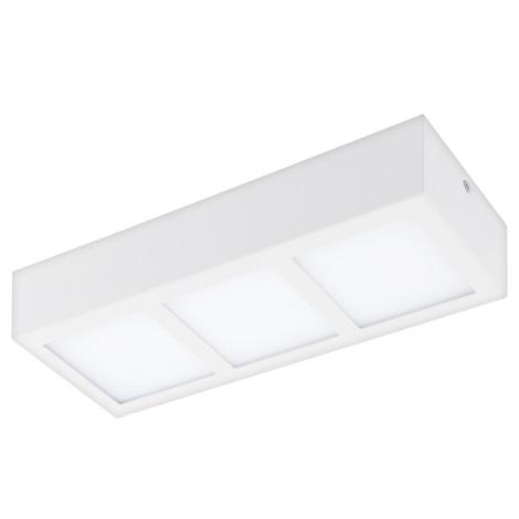 Eglo 95202 - LED Mennyezeti lámpa COLEGIO 3xLED/4,2W/230V