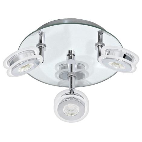 Eglo 95279 - LED Fürdőszobai lámpa AGUEDA 3xLED/3,3W/230V