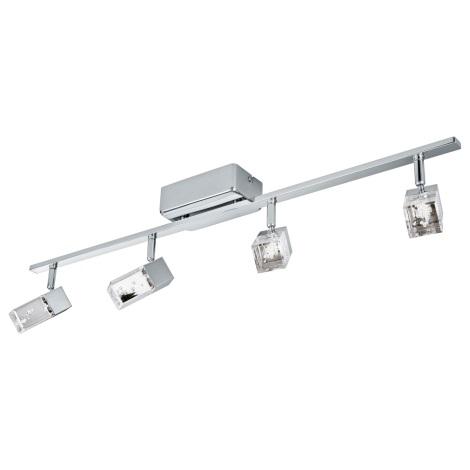 Eglo 95295 - LED Spotlámpa CANTIL 4xLED/3,3W/230V