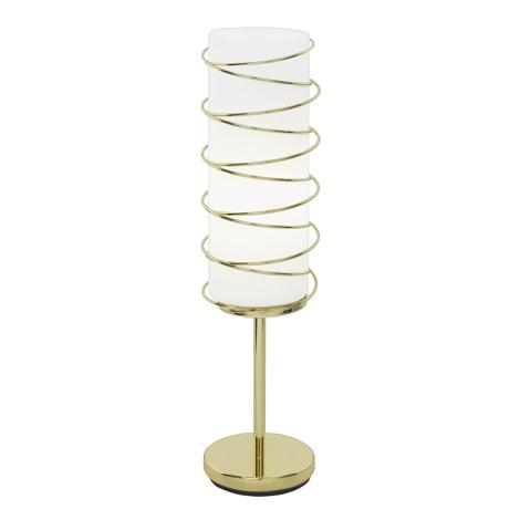 Eglo 95311 - Asztali lámpa TARRAGONA 1xE27/60W/230V