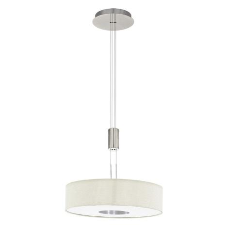 Eglo 95331 - LED Csillár ROMAO 1 LED/24W/230V