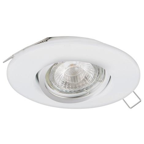Eglo 95354 - LED Beépíthető lámpa TEDO 1xGU10-LED/5W/230V