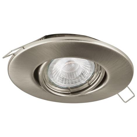 Eglo 95356- LED Beépíthető lámpa TEDO 1xGU10-LED/5W/230V