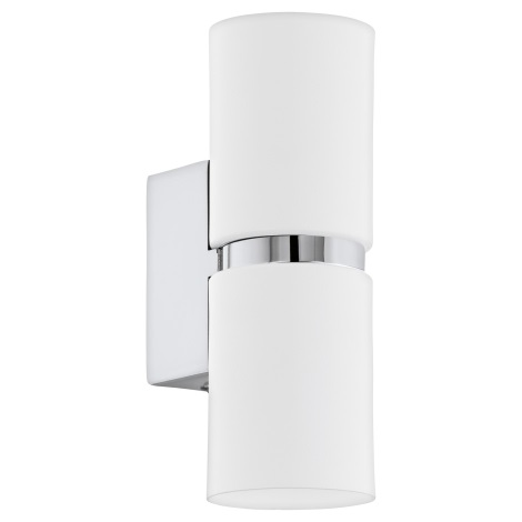 Eglo 95368 - LED Fali lámpa PASSA 2xGU10-LED/4W/230V