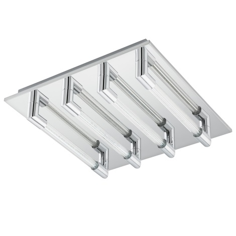 Eglo 95397 - LED Mennyezeti lámpa VELARDE 4xLED/3,7W/230V