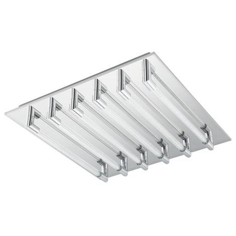 Eglo 95399 - LED Mennyezeti lámpa VELARDE 6xLED/4W/230V