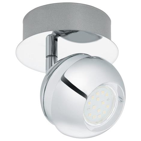 Eglo 95477 - LED Spotlámpa NOCITO 1 1xGU10-LED/4W/230V