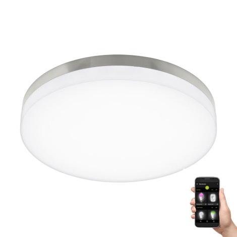 Eglo 95497 - LED Mennyezeti lámpa SORTINO-S LED/24W/230V