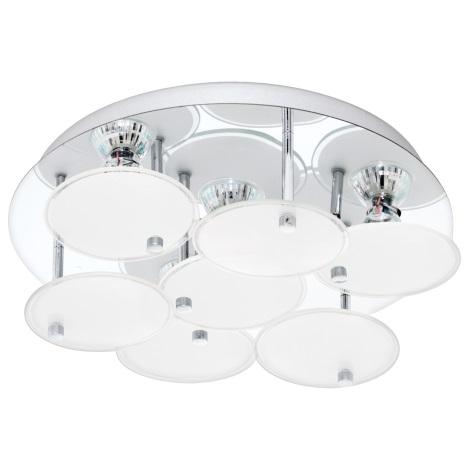 Eglo 95518 - LED Mennyezeti lámpa JURANDA 4xLED/3W/230V
