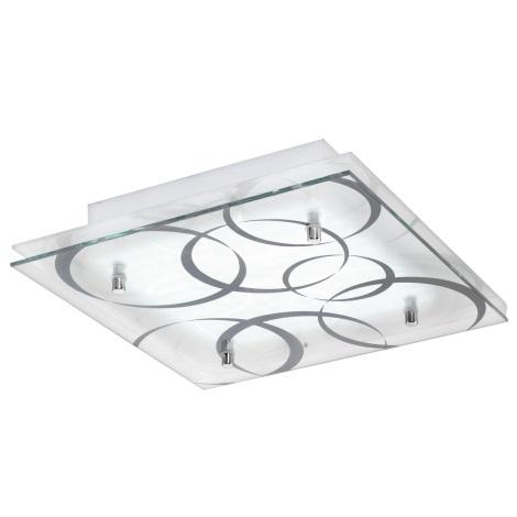 Eglo 95528 - LED Mennyezeti lámpa CONCABELLA LED/9,7W/230V