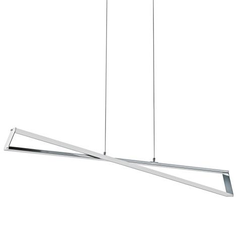 Eglo 95566 - LED Csillár AGRELA 2xLED/14,4W/230V