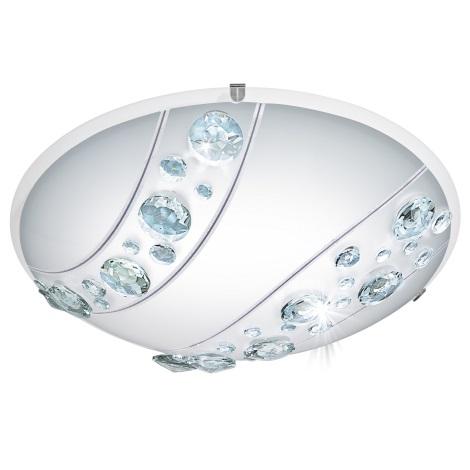 Eglo 95576 - LED Mennyezeti lámpa NERINI LED/16W/230V