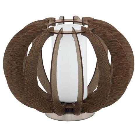 Eglo 95595 - Asztali lámpa STELLATO 3 1xE27/60W/230V
