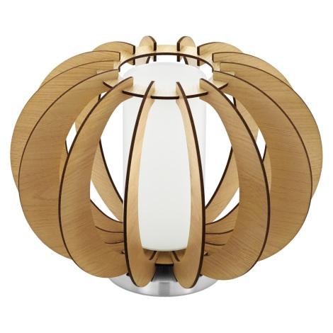 Eglo 95603 - Asztali lámpa STELLATO 1 1xE27/60W/230V
