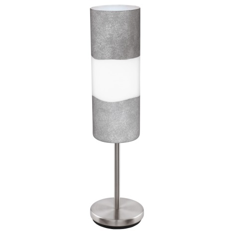 Eglo 95618 - Asztali lámpa LAGONIA 1xE27/60W/230V