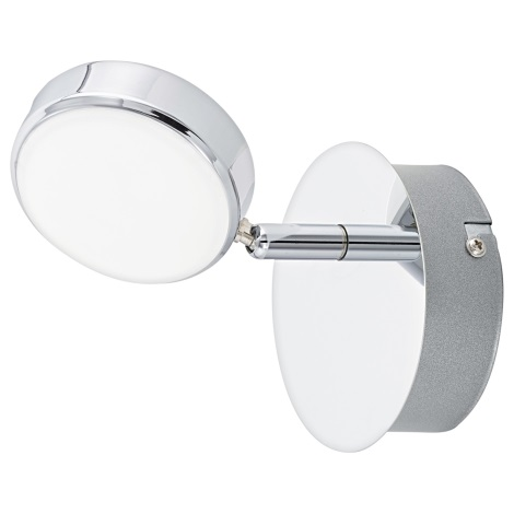 Eglo 95628 - LED Spotlámpa SALTO 1xLED/5,4W/230V